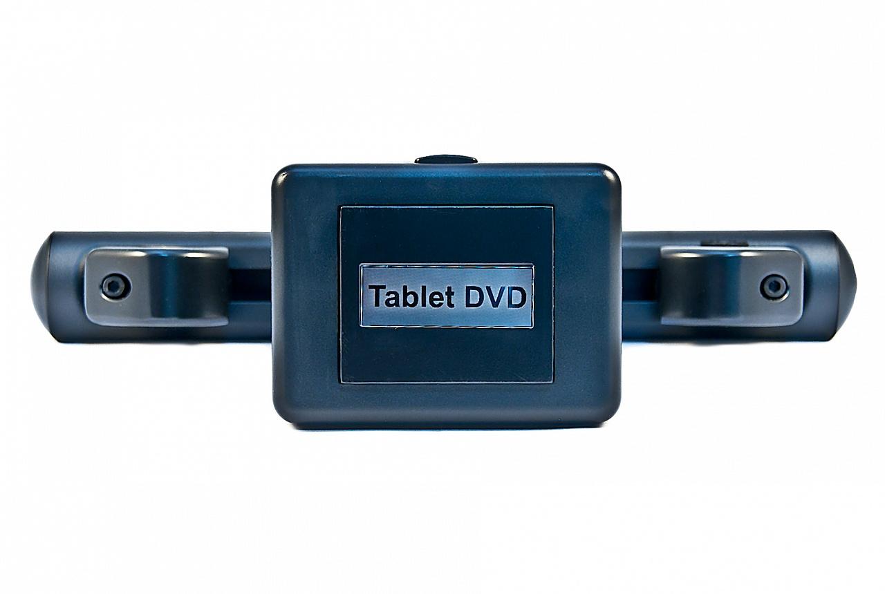 Левое крепление DVD Tablet для BMW X6 F16 (код 65122166594)