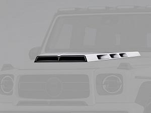 Карбоновая накладка на капот Lumma для Mercedes G-class W464 (W463 A)