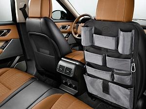 Система хранения на спинках передних сидений для Range Rover Velar