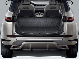 Удлинитель резинового ковра багажника для Range Rover Evoque