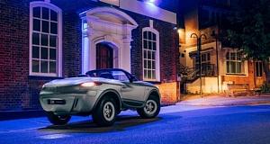 Продается уникальный тюнингованный автомобиль «Гелендваген» родстер