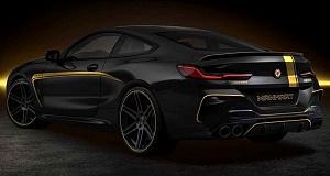 В ателье Manhart поработали над новой BMW M850i
