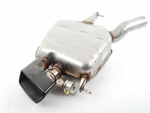 Задний дополнительный глушитель для BMW 5 Series F07