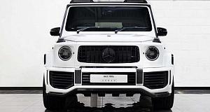 Новая модификация Mercedes G63 от британцев Urban Automotive