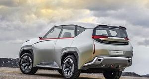 Новейший автомобиль Mitsubishi Pajero можно будет увидеть уже в 2021 году