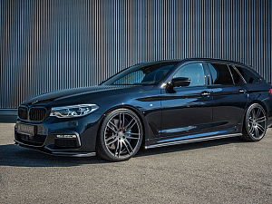 Обвес Hamann для BMW 5series G31