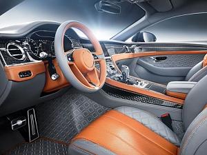Кожаный салон Startech для Bentley Continental GT/GTC 2018-