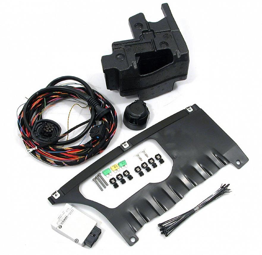 Комплект дооснащения дополнительным электрооборудованием (фаркоп) для BMW 1 Series E81/E87