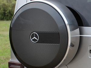 Карбоновый колпак запасного колеса Lumma для Mercedes G-class W464 (W463 A)