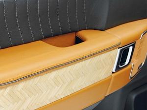 Кожаные элементы салона Startech для Range Rover 2010-2012