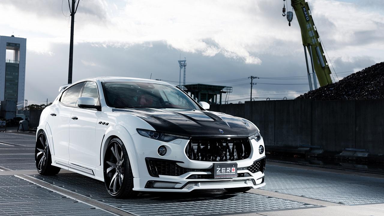 Обвес Zero Design для Maserati Levante