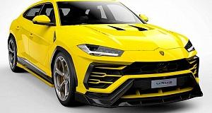 Новый Lamborghini Urus от ателье Vorsteiner