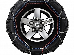 Колесные цепи противоскольжения для Land Rover Defender