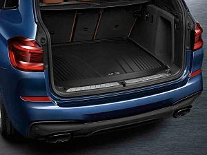 Фасонный коврик багажного отделения для BMW X3 M F97