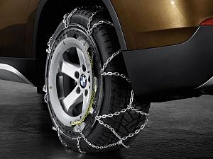 Цепь противоскольжения Disc для BMW X2 F39