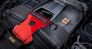 BRABUS 800 на базе Mercedes AMG GT 63 S