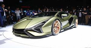 Появилась информация о том, что электрификация итальянских машин Lamborghini не ограничится одной моделью