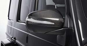 Ателье Lumma Design прокачало Mercedes-Benz G-класса