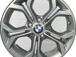 Легкосплавный колесный диск (Y-образные спицы) 607 для BMW X4 F26