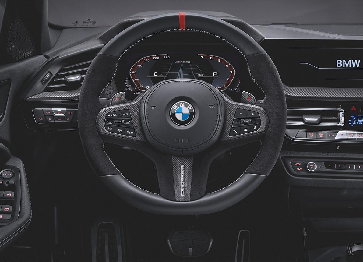 Рулевое колесо M Performance для BMW 1 Series F40