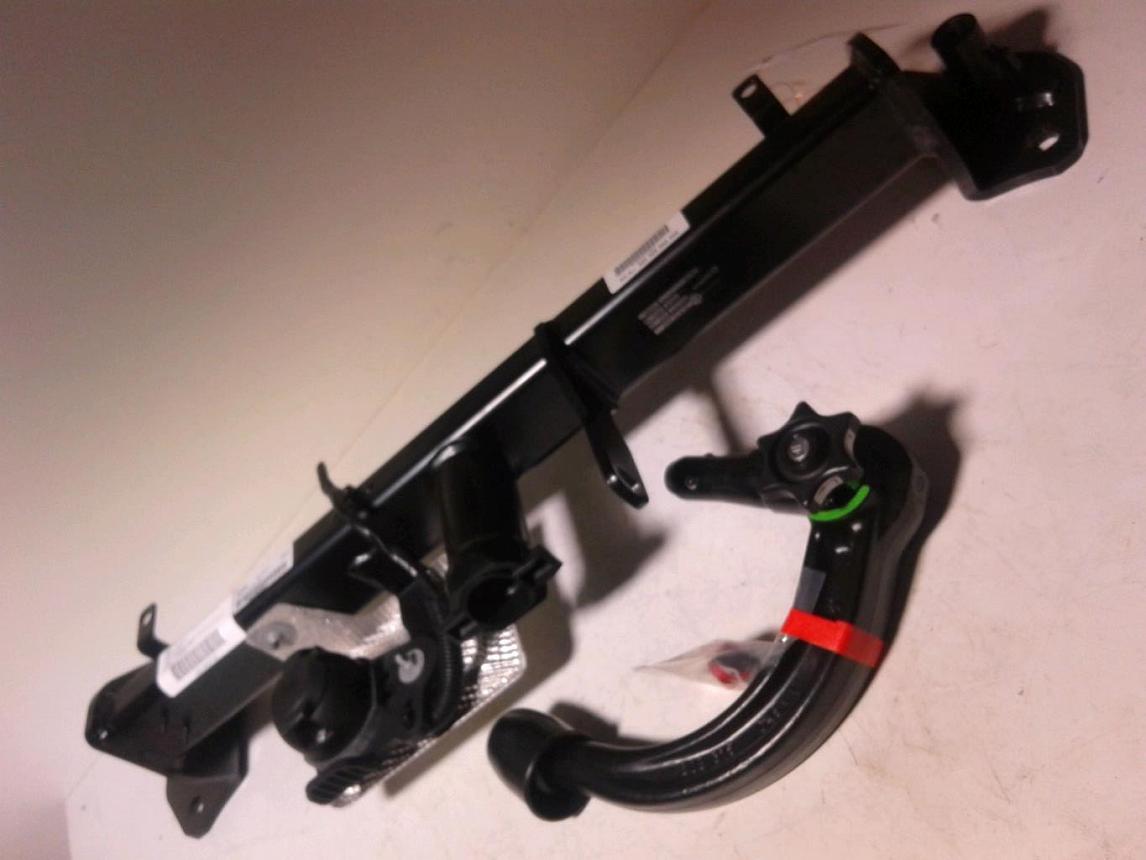 Тягово-сцепное устройство со съемной шаровой головкой для BMW 2 Series F22