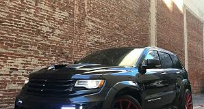 Обвес Renegade для Grand Cherokee V1