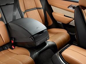 Холодильник, подлокотник с охлаждением и подогревом продуктов для Range Rover Velar