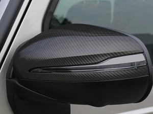 Карбоновые накладки на зеркала Lumma для Mercedes G-class W464 (W463 A)