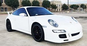 Удивительный тюнинг Porsche 911 –  McLaren «отдыхает»