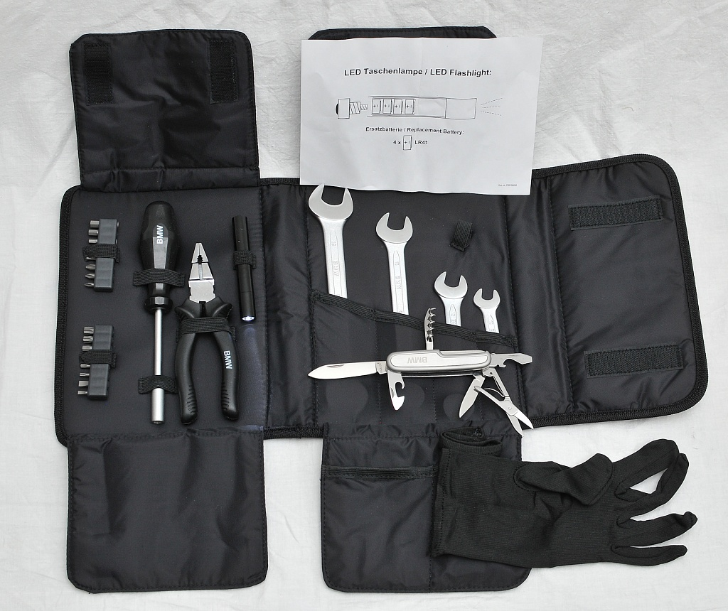 Комплект инструментов Driver utility для BMW 1 Series F20/F21