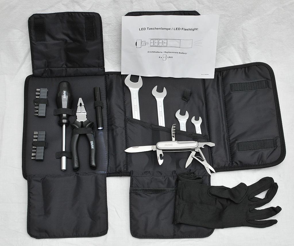 Комплект инструментов Driver utility для BMW X6 F16