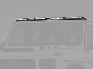 Карбоновая накладка на крышу Lumma для Mercedes G-class W464 (W463 A)