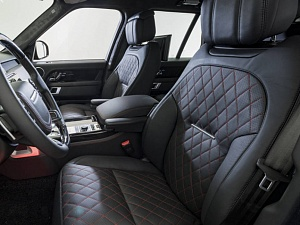 Кожанный салон Startech для Range Rover 2018-