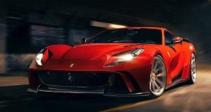 Novitec доработали купе Ferrari 812 Superfast