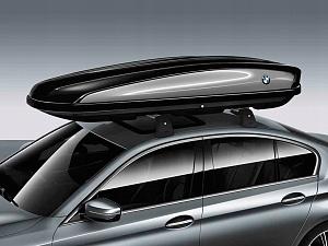 Багажник на крыше 520 Schwarz для BMW X3 M F97