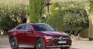 Новый автомобиль Mercedes GLC Coupe 2020 будет представлен в Нью-Йорке