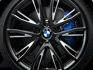 Легкосплавный колесный диск (сдвоенные спицы) 624 для BMW 2 Series F22