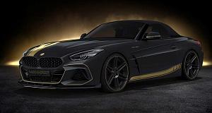 Manhart готовят доработку BMW Z4