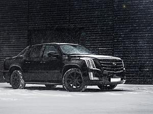 Cadillac Escalade Pickup рестайлинг