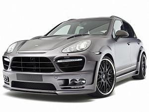 Обвес Hamann Guardian для Porsche Cayenne 958 S, V6 & DIESEL
