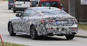 Уже в июне 2020 года состоится премьера BMW 4 Series Coupe нового поколения