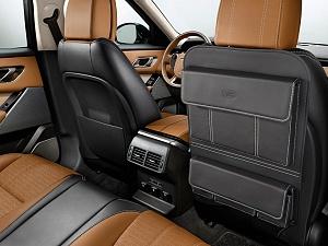 Вещевой отсек для спинки переднего сиденья для Land Rover Freelander