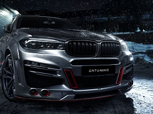 BMW X6 F86 LUMMA CLR X6 R exclusive