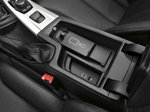 Беспроводная зарядка (место для хранения вещей) для BMW 2 Series F87