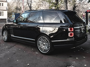 Range Rover VOGUE Restyling