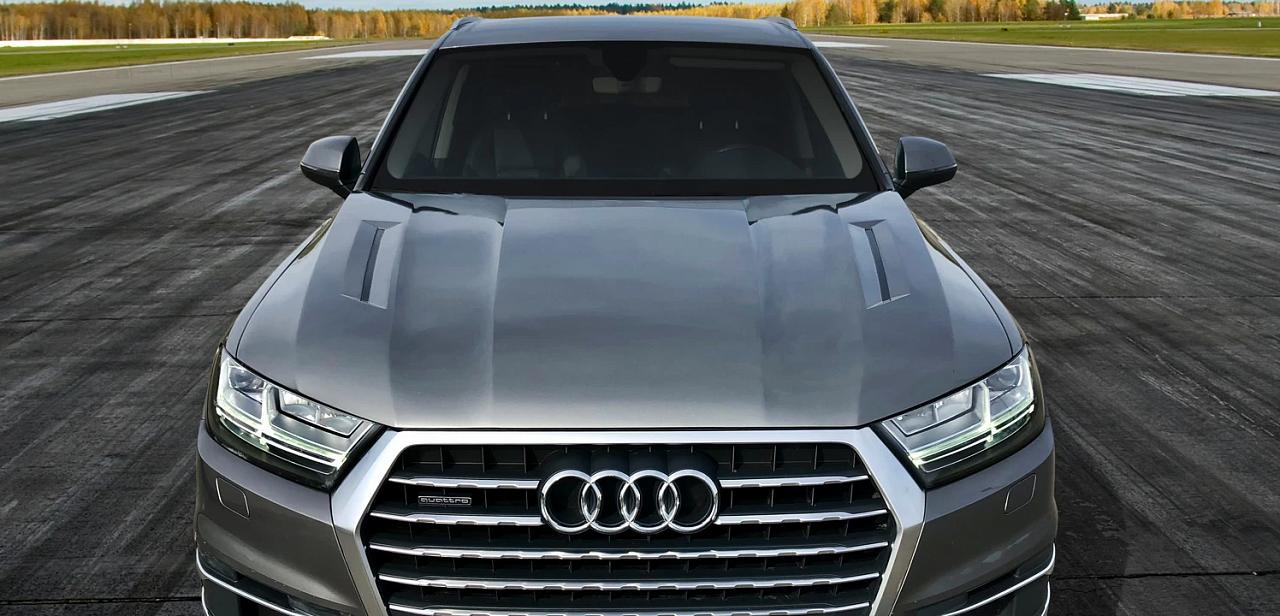 Капот Renegade для Audi Q7