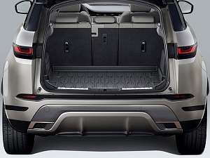 Резиновый ковер багажного отделения c бортами для Range Rover Evoque