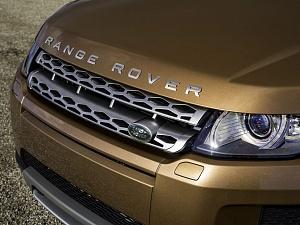 Решетка радиатора (Atlas) для Range Rover Evoque