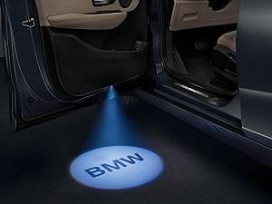 Дверной светодиодный проектор для BMW X3 M F97