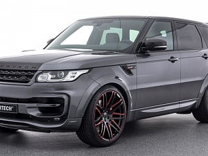 Обвес Startech для Range Rover Sport 2014-2017